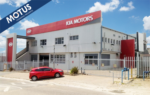 Motor Industry Training & Workshop Facility
