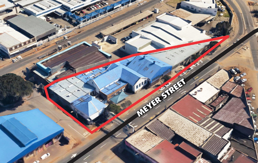 Image of Industrial Investment Opportunity