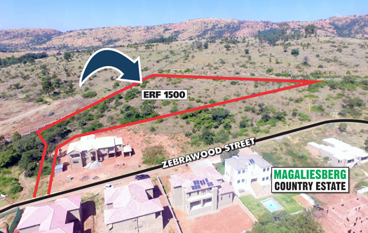 Image 2 for Development Land - Magaliesberg Country Estate