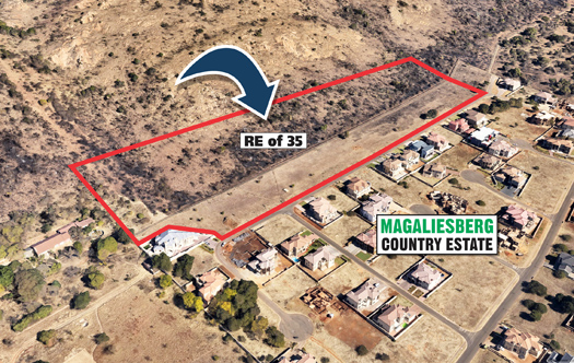 Image of Development Land - Magaliesberg Country Estate
