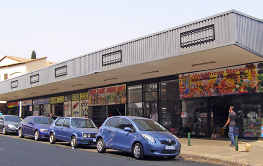 Image of Robust Retail Centre