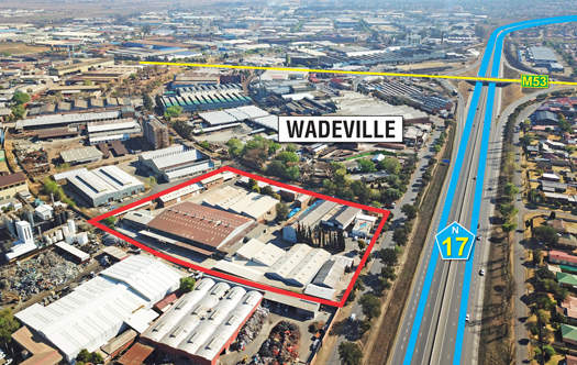 Image of 90% Let Mixed Use Industrial Park