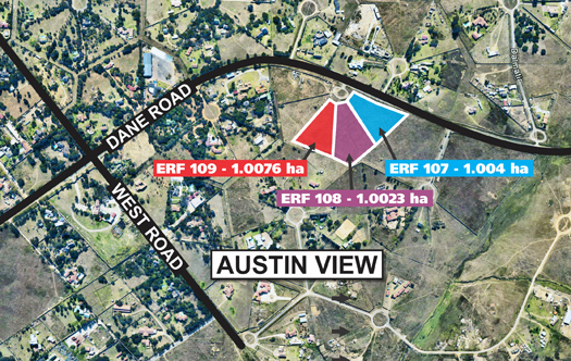 Image of Development Land - Austin View