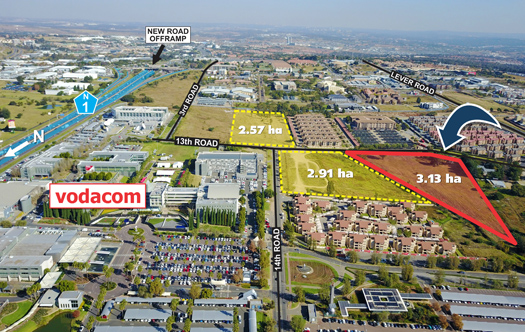 Image of Midrand Development Site to Suit Your Needs