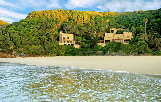Image 1 for Luxury Private Castle on the Beach
