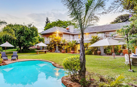 Image of Upmarket Guest House in Bryanston