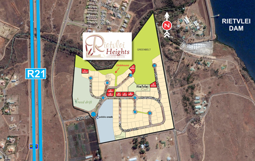 Image of Last Stands in Rietvlei Heights Country Estate