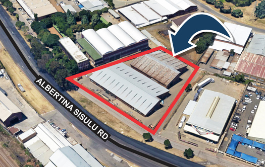 Image 1 for 8 Retail Industrial Units - Roodepoort