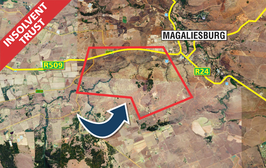 Image 1 for Insolvent Trust - Magaliesburg Farm