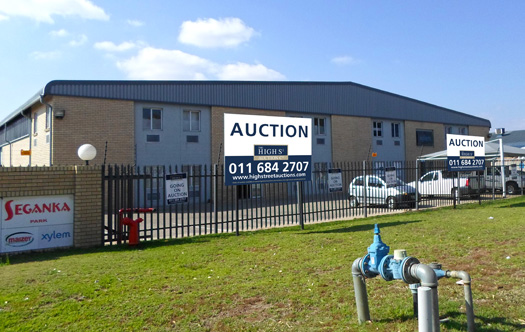 Image 12 for Listed Fund Instruction - Industrial Units