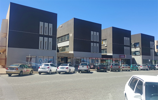 Image of Retail Strip with Offices